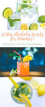 20 non alcoholic drinks for a summer party mocktails fauxitos