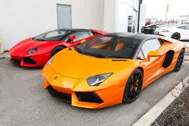 Lamborghini Aventador Orange - heather ballentine on twitter
