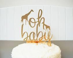 giraffe cake etsy