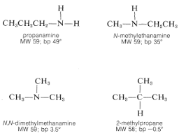 Water Properties Table 23 4 Physical Properties Of Amines Chemistry Libretexts