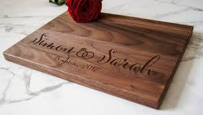personalized housewarming gifts personalized cutting board custom cutting board engraved cutting