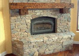 astounding corner stone fireplace surround corner stone fireplace