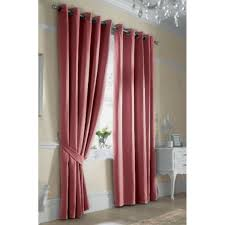 Rose Colored Curtains Cheap Ready Made Curtains With Ribbon U2013 Fresh Design Pedia