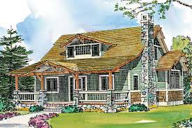 Craftsman Home Plan by Craftsman House Plans Absecon 41 011 Associated Designs