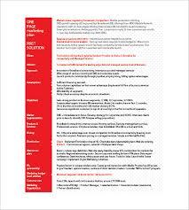 one page marketing plan template u2013 12 free word excel pdf