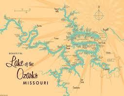 ozarks map die besten 25 ozarks map ideen auf arkansas heiße