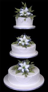 tiered wedding cakes wedding dress pictures of three tier wedding cakes