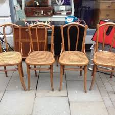 Thonet Vintage Chairs Vintage Thonet Chairs The Consortium Vintage Furniture