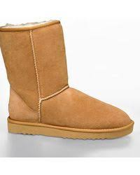 ugg ruggero sale lyst ugg ruggero in brown for