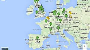 Zagreb Map The Maps That Show Amazon U0027s Plans To Rule The World Recode