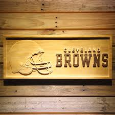 Cleveland Browns Home Decor by Cleveland Browns Sign Promotion Shop For Promotional Cleveland