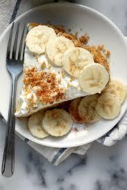 the best boozy banana cream pie baker by nature