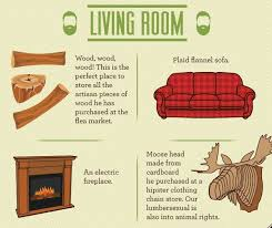 lumbersexual decor tips home decorating guide
