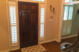 Blinds For Sidelights Wood Sidelight Blinds U2014 Interior Exterior Homie Special Ideas