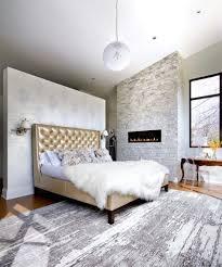deco chambre parentale moderne 15 exemples d u0027une belle chambre avec cheminée aux ambiances