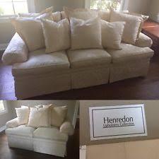 Henredon Settee Henredon Sofas Loveseats U0026 Chaises Ebay