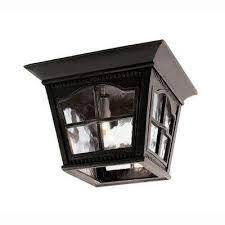 outdoor flush mount lights outdoor ceiling lighting the home depot