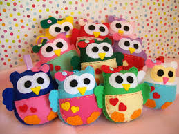 Nursery Owl Decor Owl Softies For Nursery Decoration Ornaments Or