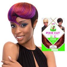 38 piece weave hairstyles pixie cut 38pcs 8 inch 4 pcs janet collection pixie cut human