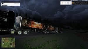 volvo truck video grave digger truck trailer volvo truck trailer ls15 farming