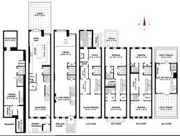 townhouse plan collections of townhouse house plans free home designs photos ideas