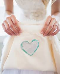 something blue wedding 10 ways to wear something blue la planners