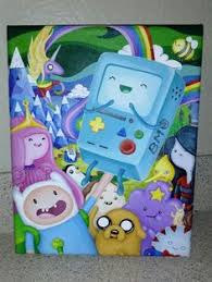 Adventure Time Bedding This Adventure Time Comforter Set Features Finn And Jake In A