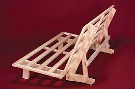 queen size bi fold futon sofa bed frame only revistapacheco com