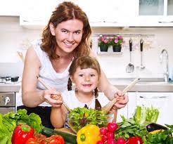 mere et fille cuisine mère et fille cuisine dinatoire dans cuisine photographie