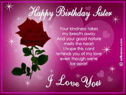 best sister cards quotes happy birthday sister cards in