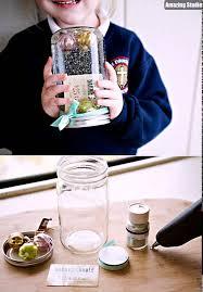 gift card snow globe diy gift card snow globe in a jar