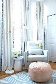 Ticking Stripe Curtains Striped Curtains And White Striped Curtains Coffee