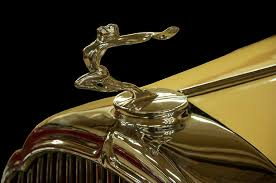 1932 buick flying ornament digital by chris flees