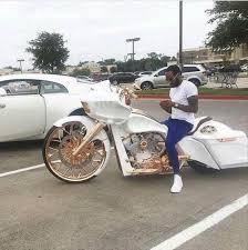 this rose gold motorcycle rebrn com