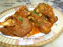 la cuisine de louisa chtitha el ham ragout de viande blogs de cuisine