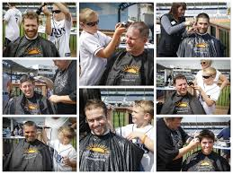 matt moore u0027s dog griffin gets a haircut for charity mlb com