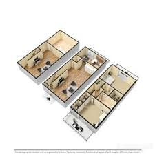 Mcconnell Afb Housing Floor Plans Parke East Townhomes 1000 South Woodlawn Wichita Ks Rentcafé