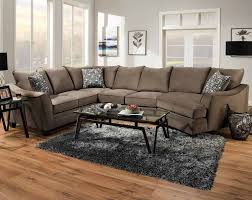 factor sable 3 pc cuddler sectional sofa american freight