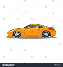 lamborghini sketch side view japan sport car car sketch side stock vector 749006101 shutterstock
