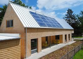 Studio House by Studio 804 Builds A Net Zero Energy Kansas Home