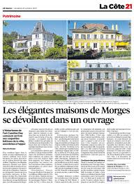 Les Belles Maisons Les Belles Maisons De Morges Carolinedey Ch
