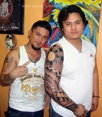 filipinotattoo filipino tattoo polynesian tattoo tribal