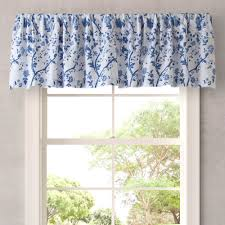 Blue And White Floral Curtains Blue And White Floral Comforter Bedding By