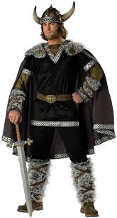party city open halloween viking warrior costume plastic tables halloween and collars