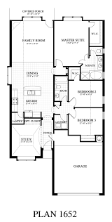 plan 1652b saratoga homes austin