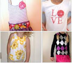 20 repurposed kids clothes patterns sew tip junkie