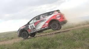 toyota rav4 racing toyota s own rally rav4 thwarted by car alarm