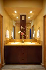 Recessed Wall Cabinet Bathroom by Recessed Medicine Cabinets Bathroom Traditional With Wall Lighting