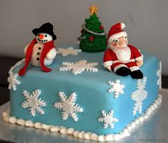 Christmas Cake Decorations From Icing 25 creative christmas cake decoration ideas and design examples