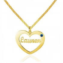 Custom Name Necklace Gold 14 99 Custom Name Necklace Cheapnamenecklaces Com